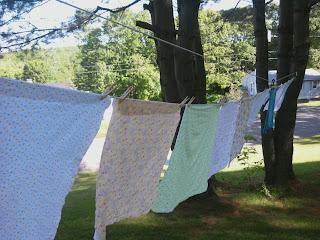 Drying Flats