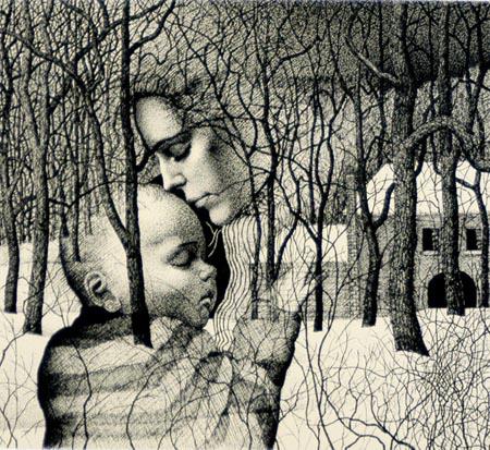 Puisi Untuk Ibu : Bait - bait Rindu Untuk Ibu