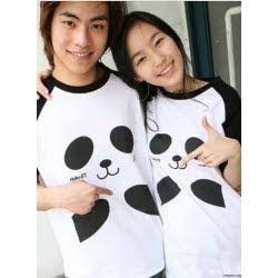 coulpe panda