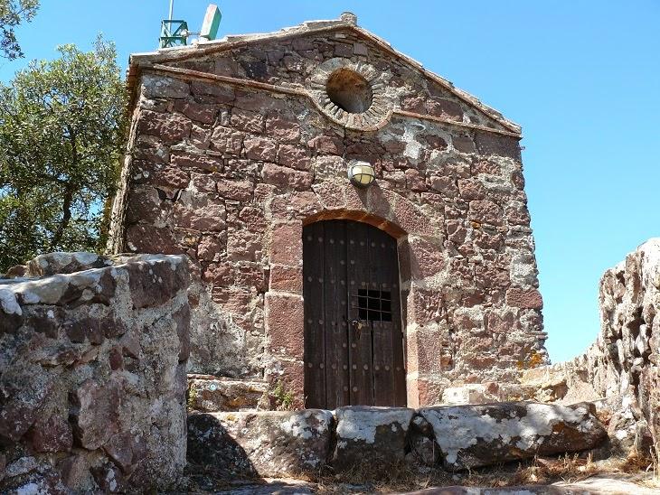 Sant Miquel d'Escornalbou
