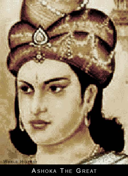 Ashoka The Great http://inworldhistory.blogspot.com/2011/07/ashoka-great.html#!