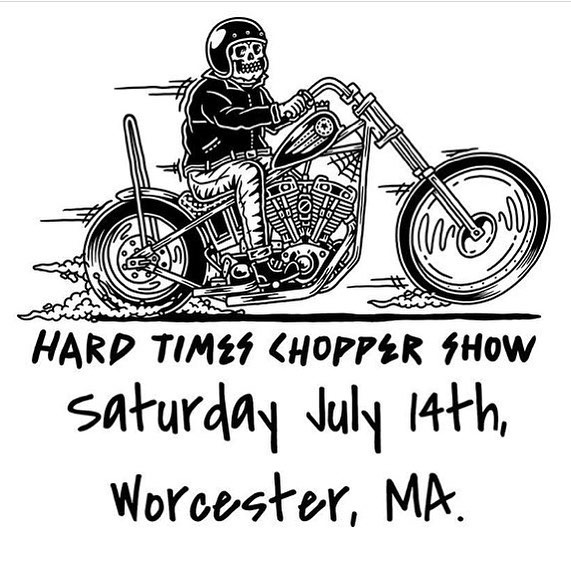 Hard Times Chopper Show