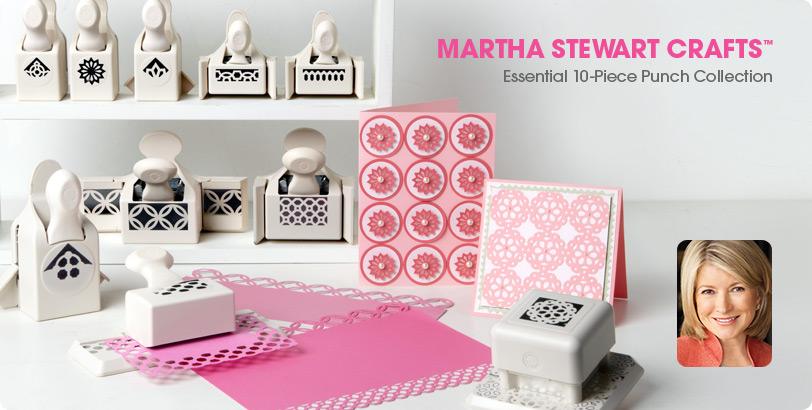 Hsn Martha Stewart Crafts