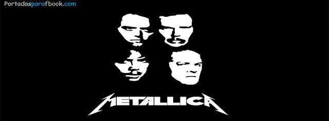 Metallica logo portadas de metallica para facebook