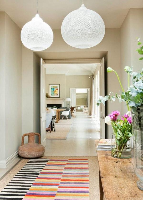 L mparas colgantes para pasillos mi casa es feng - Lamparas para pasillos casa ...