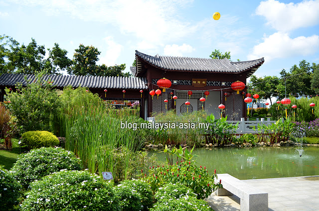 China-Malaysia Friendship Garden Royal Floria