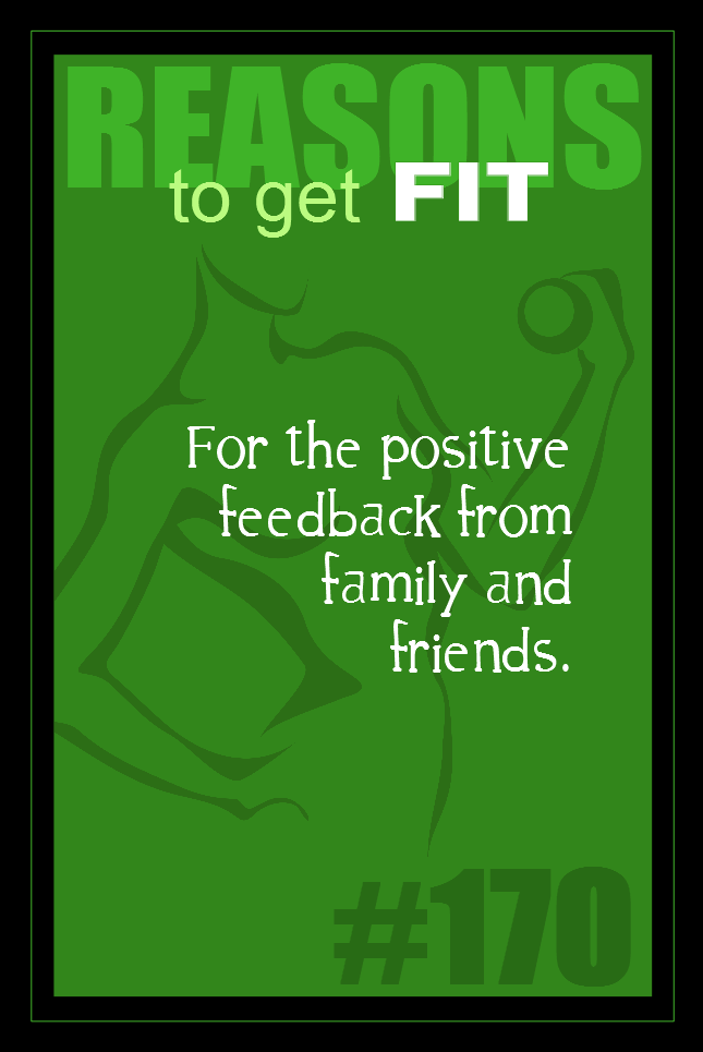 365 Reasons to Get Fit #170