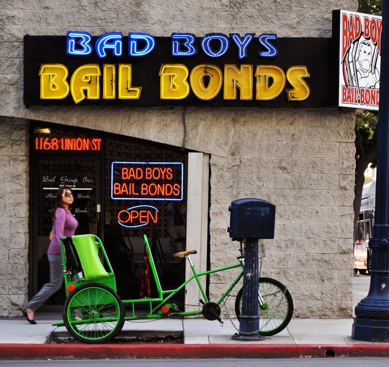 Bad Boy Bail Bonds; click for previous post
