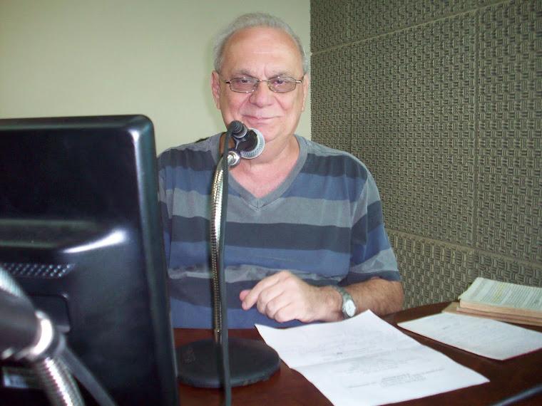 PROGRAMA A CAMINHO DA LUZ: RÁDIO DIFUSORA DE PENÁPOLIS: DIA 13/10/2012