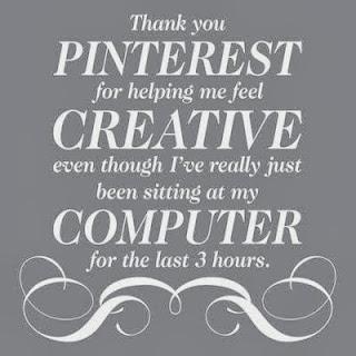 Thank you Pinterest