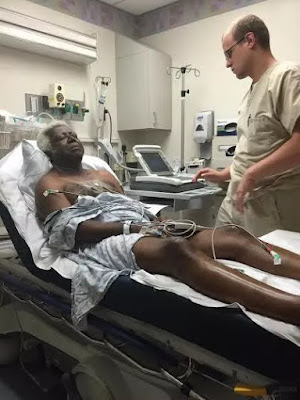 Bruno Iwuoha Responds to Treatment in a US Hospital