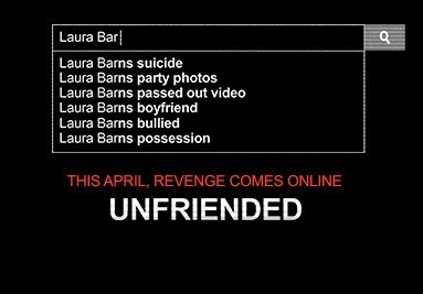 Unfriended: First Look