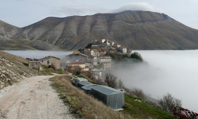 Castelluccio Valmaggiore Town in Italy