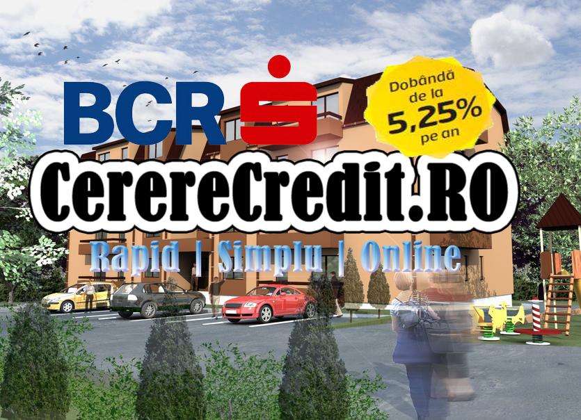 BCR Creditul ipotecar/imobiliar CASA MEA – Calculeaza-ti rata online [AICI]
