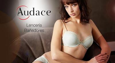 Moda íntima y de baño de la marca Audace