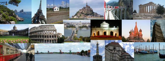 guias de viajes por europa: