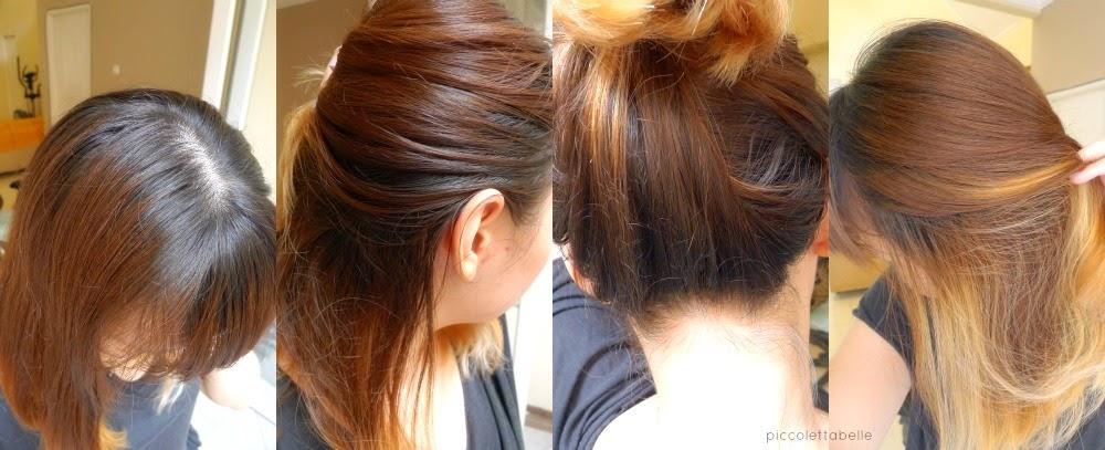 Revlon Medium Golden Brown Hair This is my previous hair.