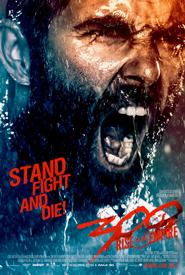 """Warner Bros. debuts new posters for """"300: Rise of an ..."""