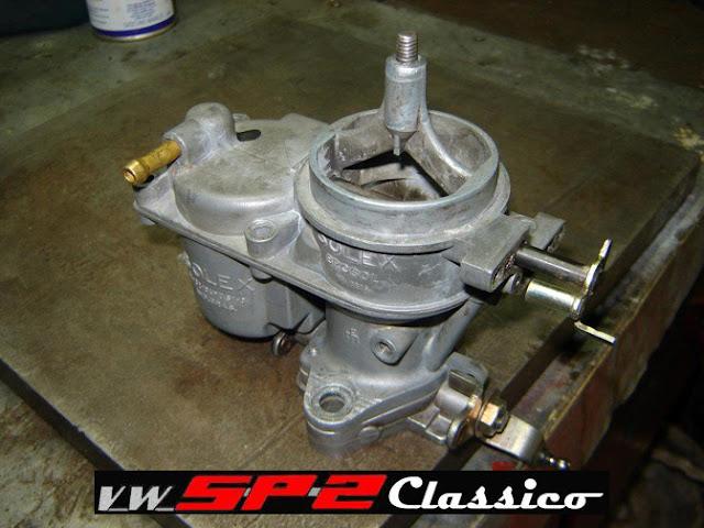 Restauração motor do Volkswagen SP2_4