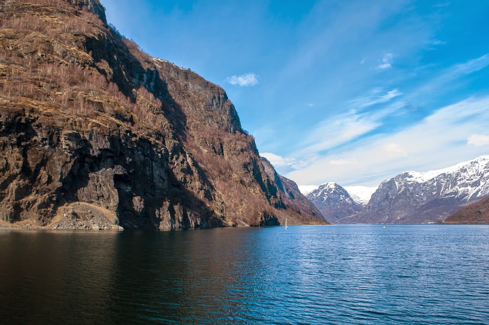 Fjord cruises through the major fjords of norway
