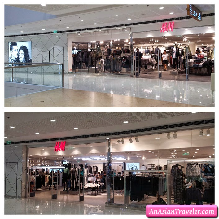H&M SM Megamall