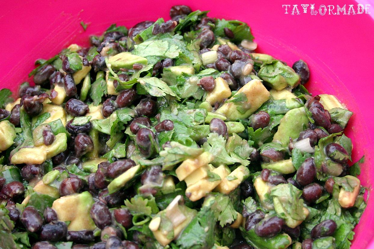 Black Bean Salad - TaylorMade