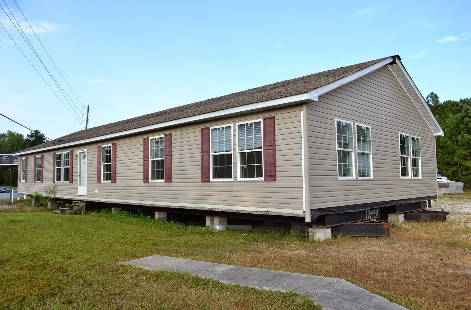 New Triple Wide Mobile Home For Sale