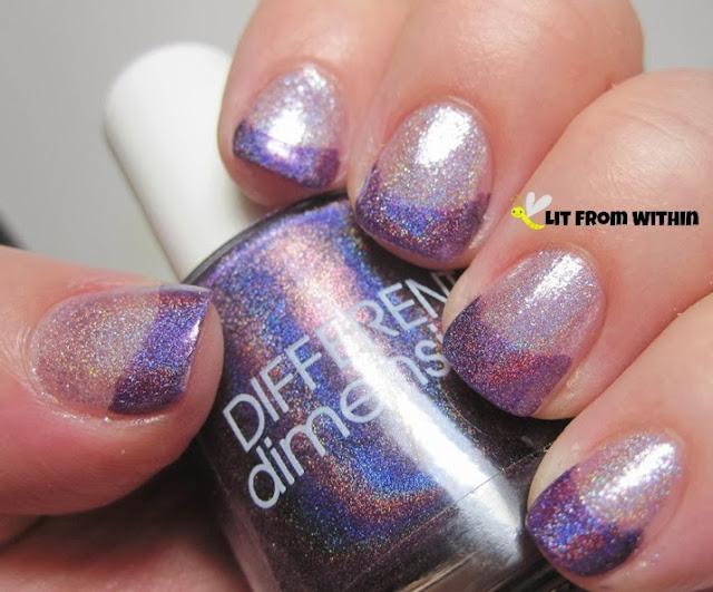 Royal purple holo goodness