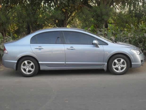 Honda Civic Models in India 2006 Honda Civic Models 657575
