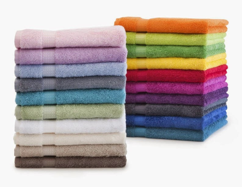 Organic Cotton Towels - Schlossberg Elements