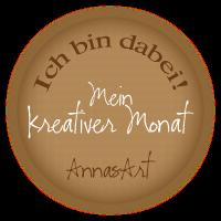 Mein kreativer Monat AnnasArt