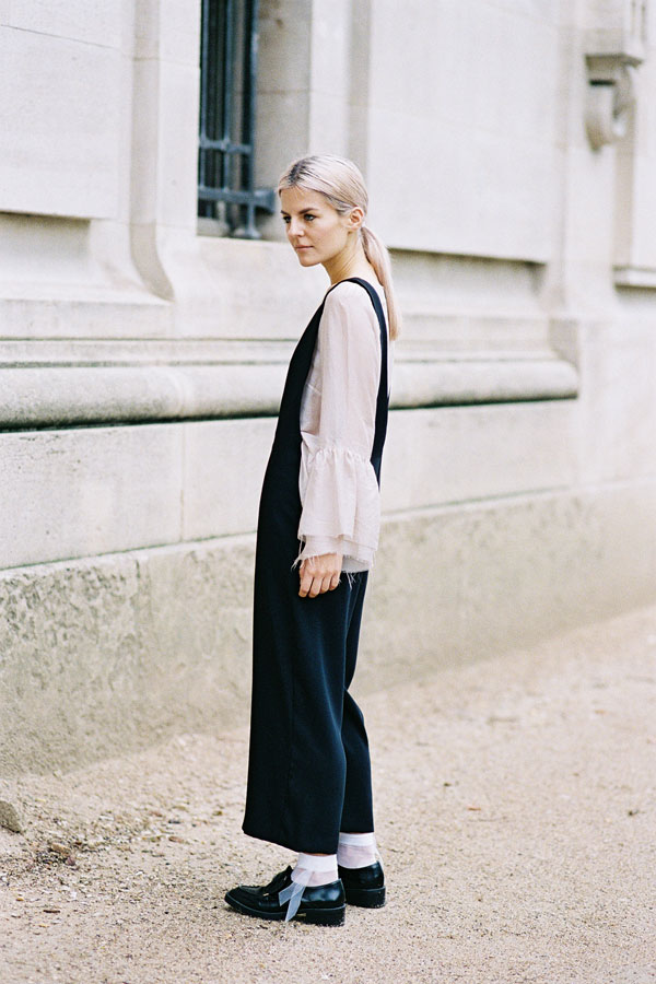 Vanessa Jackman: Paris Fashion Week SS 2016..Before Chanel