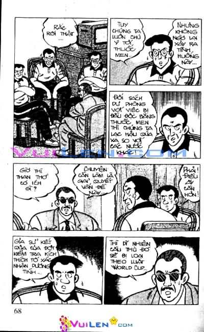 Jindodinho - Đường Dẫn Đến Khung Thành III Tập 57 page 68 Congtruyen24h