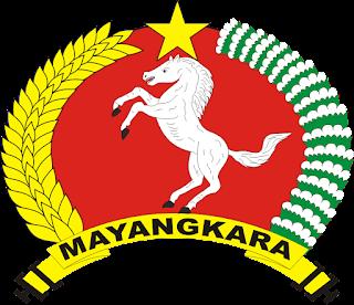 Logo Yonif Linud 503 Mayangkara