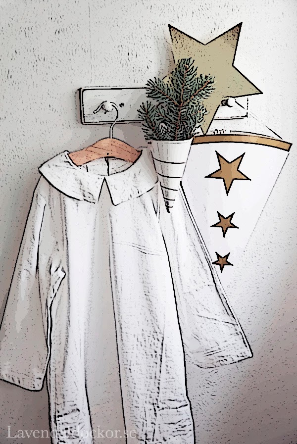 Lucia - stjärngossen