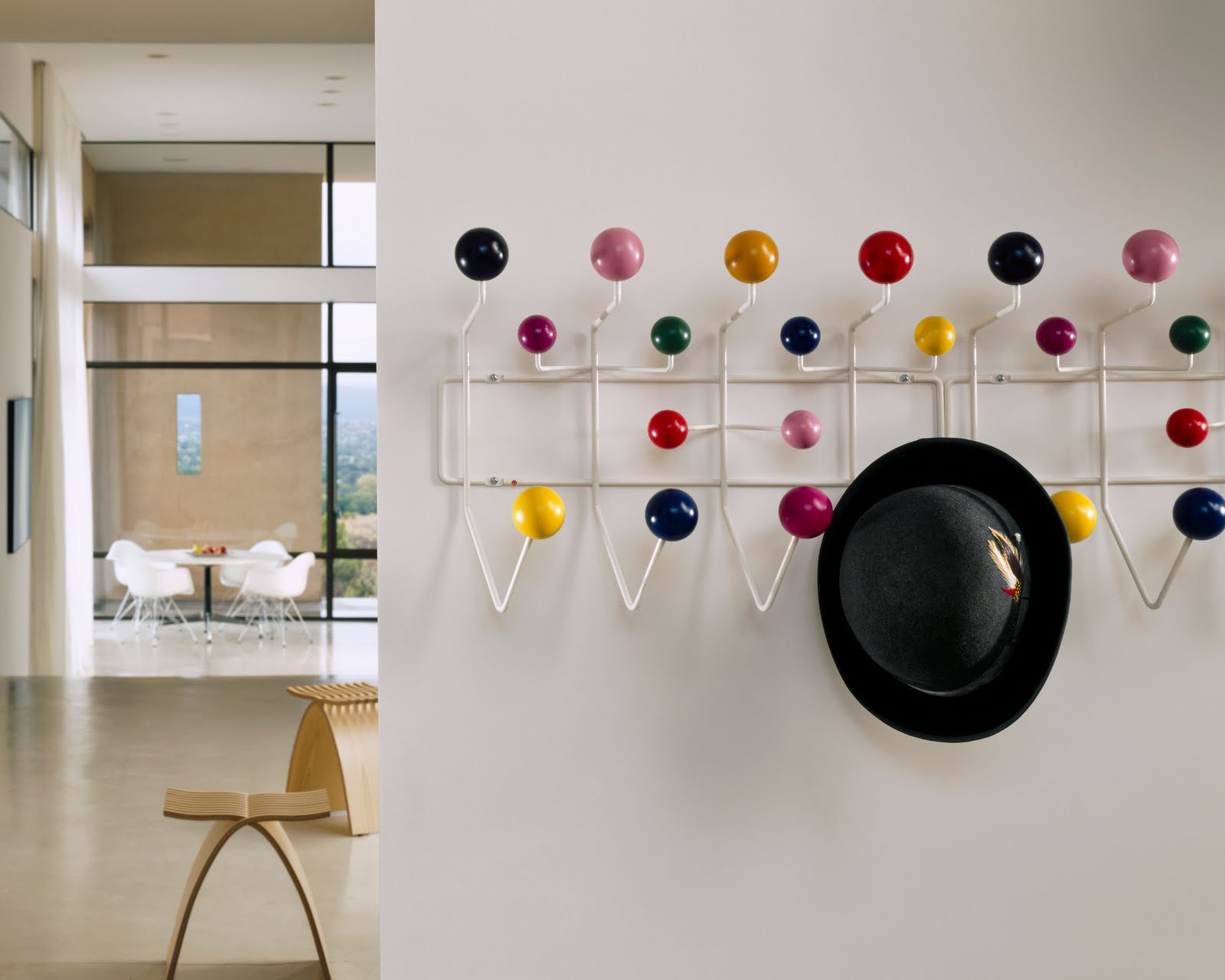 so i went on the hunt and after shopping many online stores i realized that most of the modern coat racks that i liked were made by one company addesso