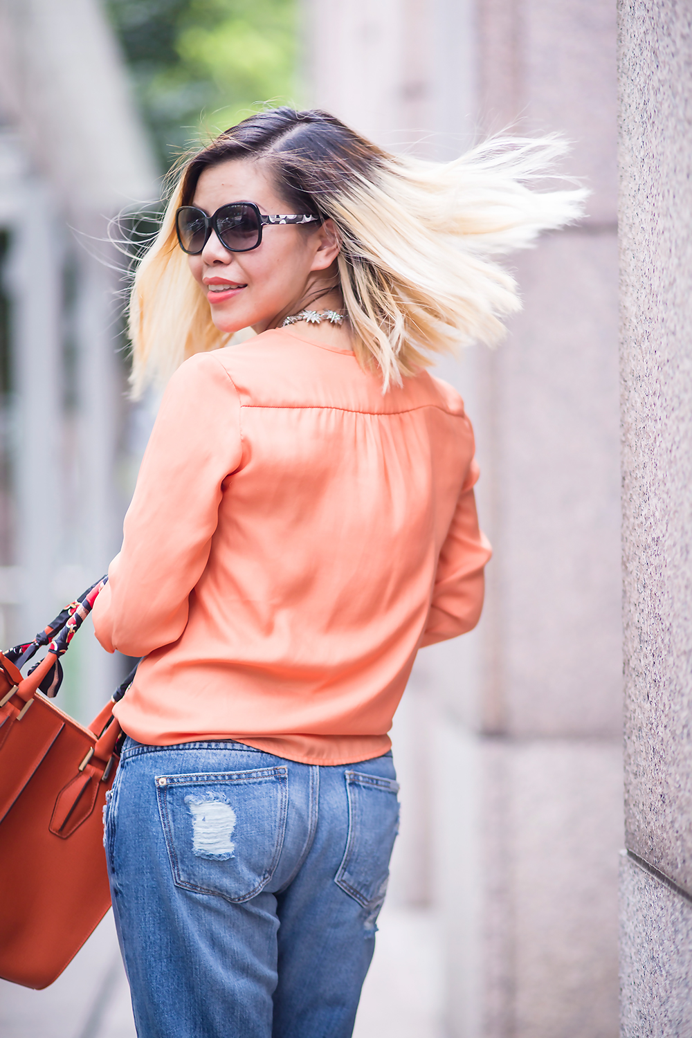 CrystalPhuong- Singapore Fashion Blog- Boyfriend jeans weekend