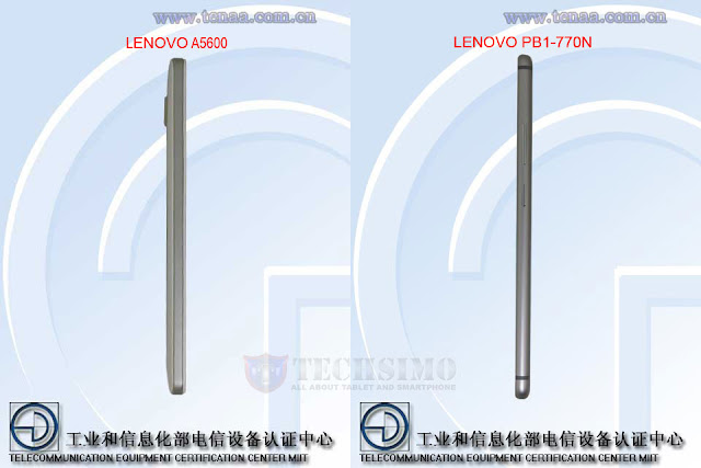 Lenovo siapkan dua smartphone Android murah A5600 dan PB1-770N