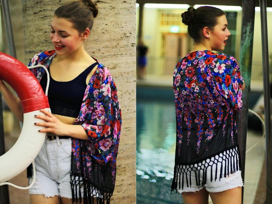 style outfit esprit stadtbad neukölln myberlinfashion kimono beach look