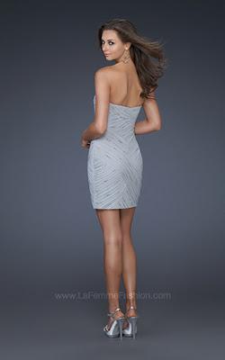 Kurze Kleider - Collection La Femme Fashion 2012 - Teil IV