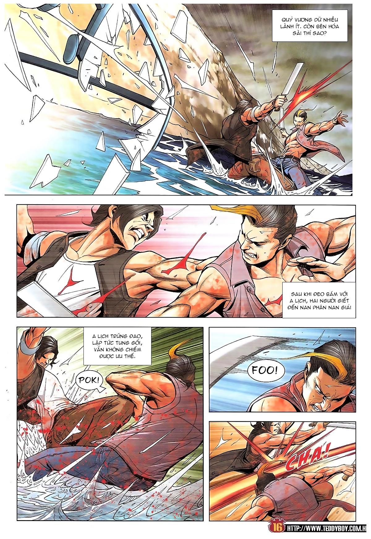 Người Trong Giang Hồ Chap 1838 - Next Chap 1839