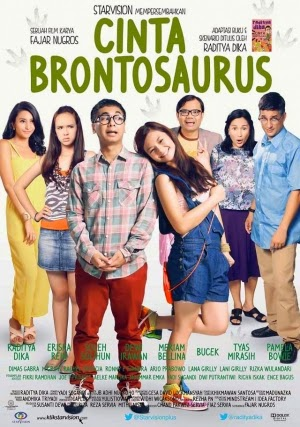 download film gratis cinta brontosaurus