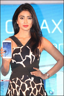 Shriya Saran Pictures at Samsung Galaxy Mega Smart Phone Launch ~ Celebs Next