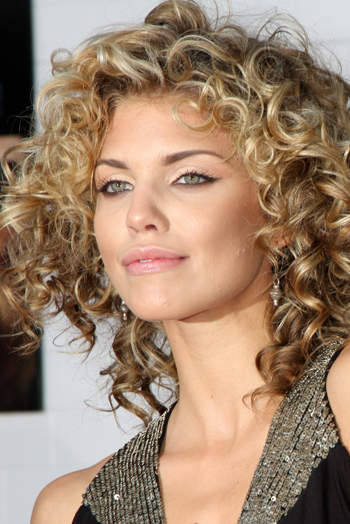 Hairstyles For Thin Hair: Short Curly Hairstyles