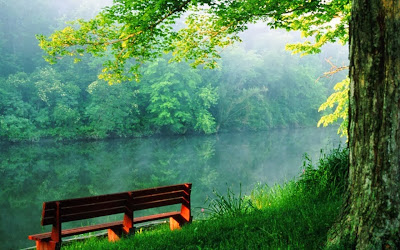 beauty of nature is charming us all which is a chief actor in drama.