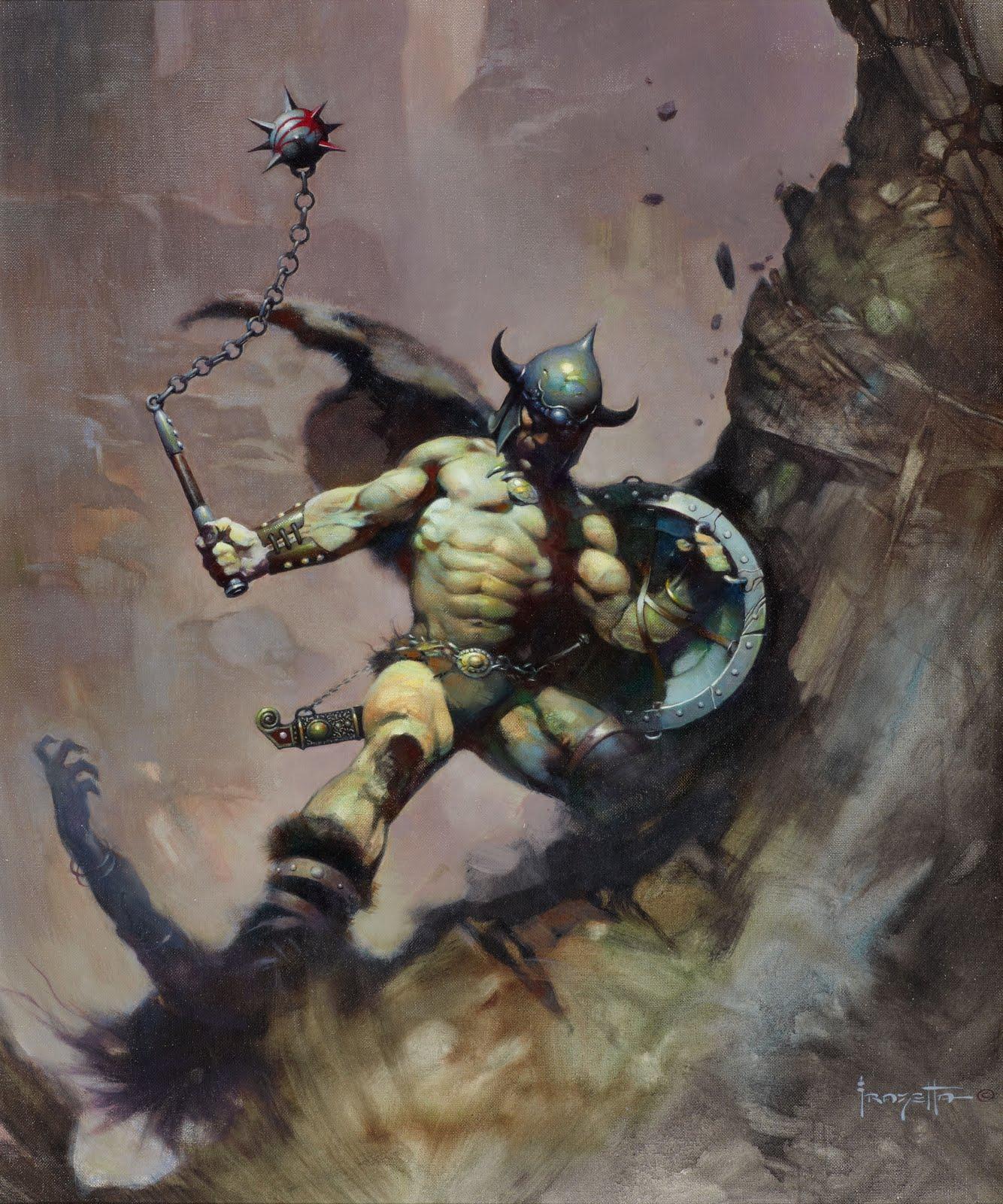 SoupGoblins Stash: Conan the Barbarian