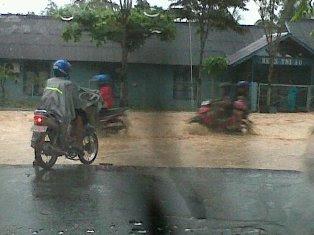 DPUTR Tarakan Siapkan Sistem Pompa Untuk Tangani Banjir