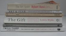 Artist's Reading List