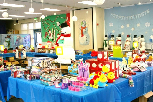 The money tree school holiday gift shops for The christmas store