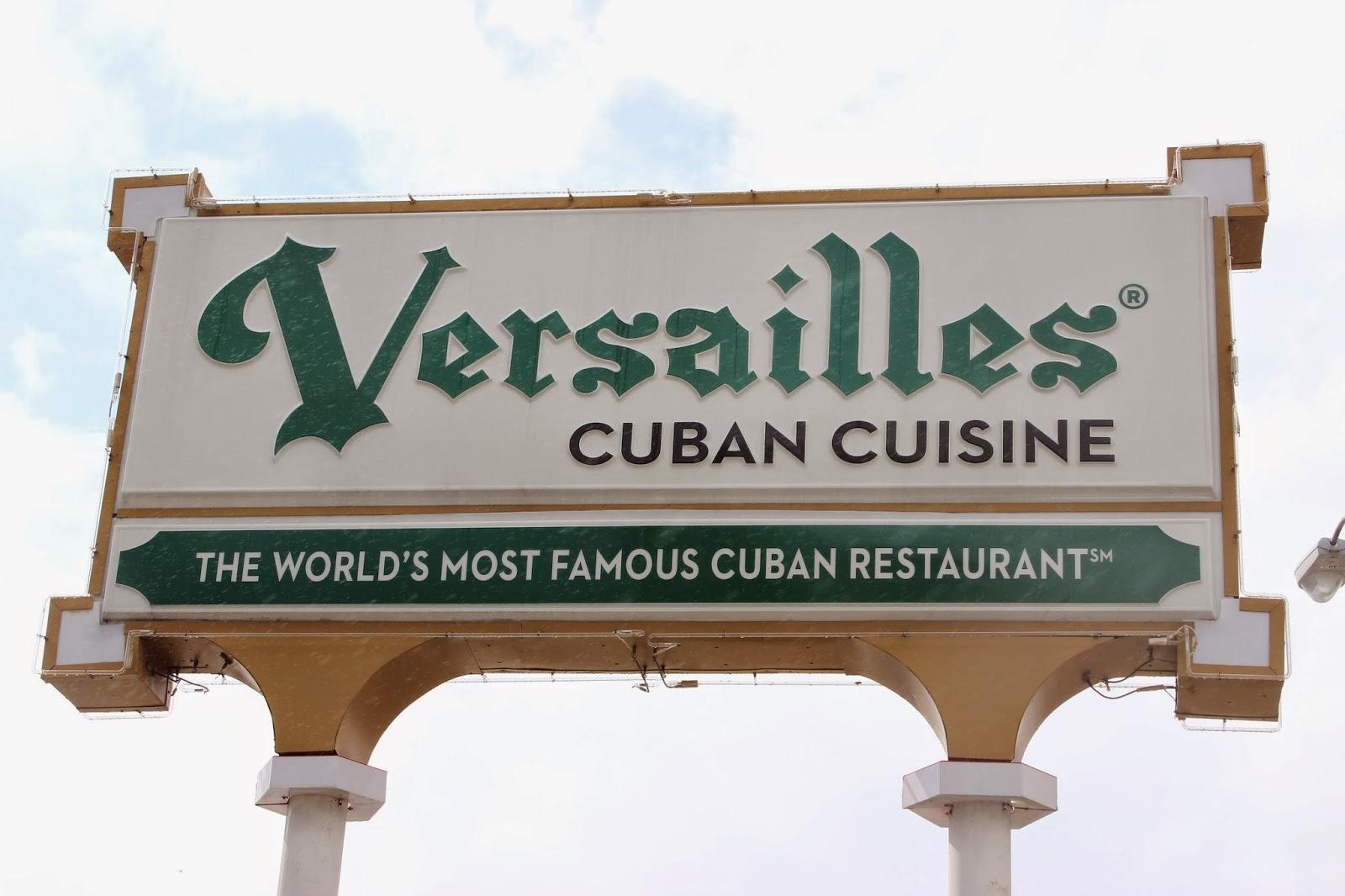 le versailles restaurant cubain